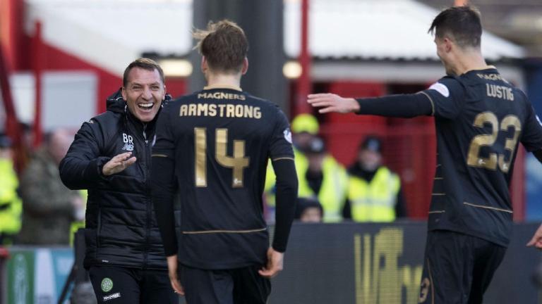 Hamilton 0-3 Celtic: Hoops keep winning despite McGregor red