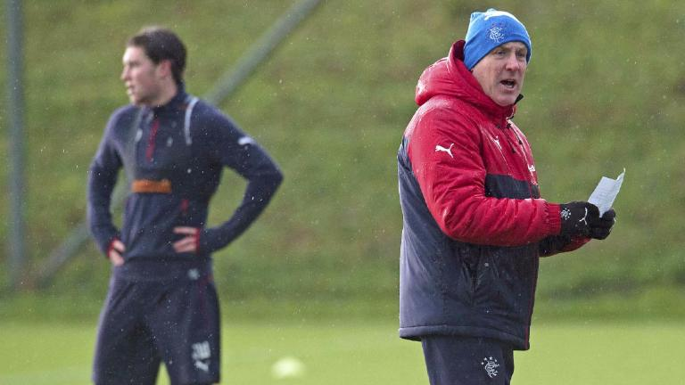 Rangers mustn't be distracted by Old Firm derby says Warburton
