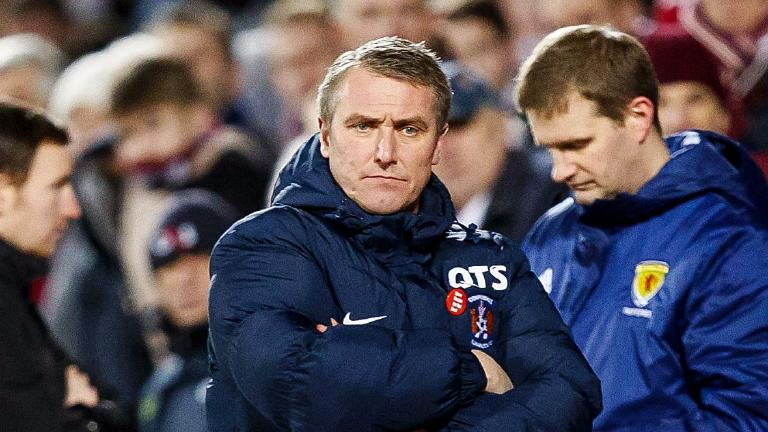 Lee Clark to rethink transfer plans after heavy defeat