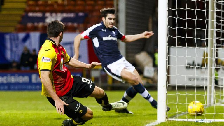 Booth and Doolan fire Partick Thistle into top six