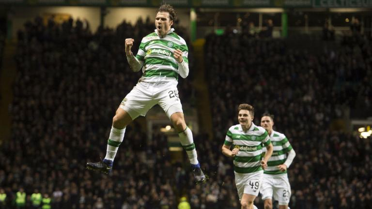 Celtic extend lead to 16 points with victory over Ross County