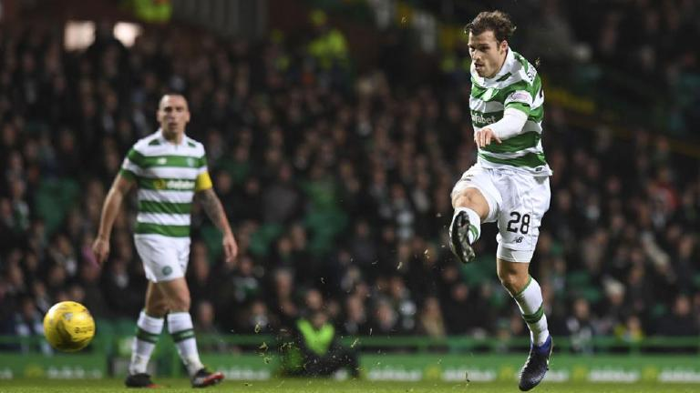 Watch highlights of Celtic's 2-0 win over Ross County