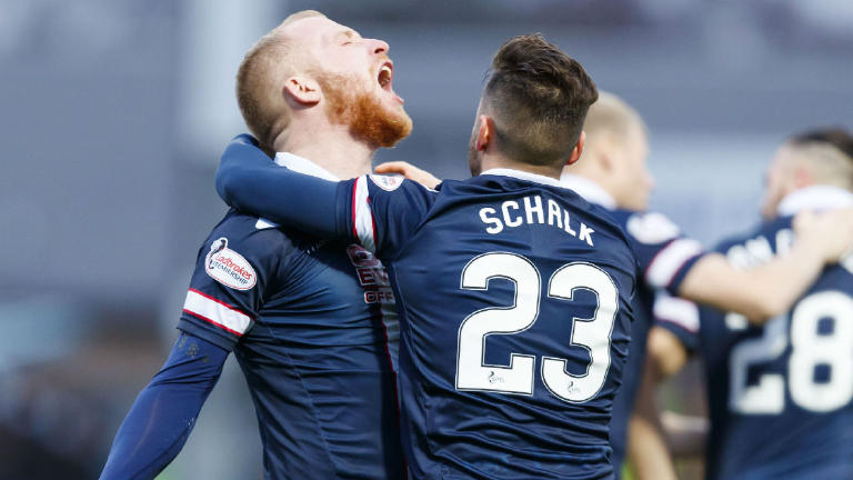 See Liam Boyce give Ross County a Highland derby win