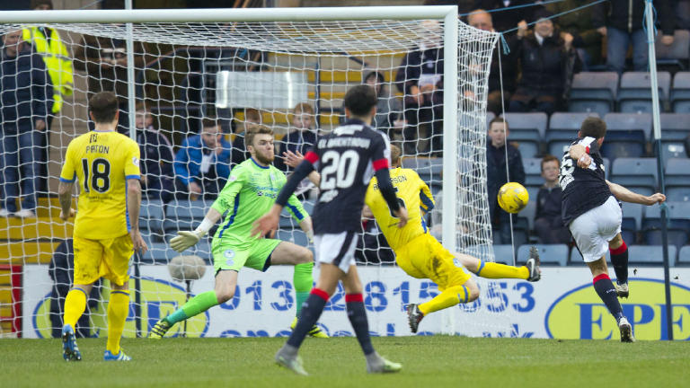 See Dundee claim a 3-0 Tayside derby win over St Johnstone