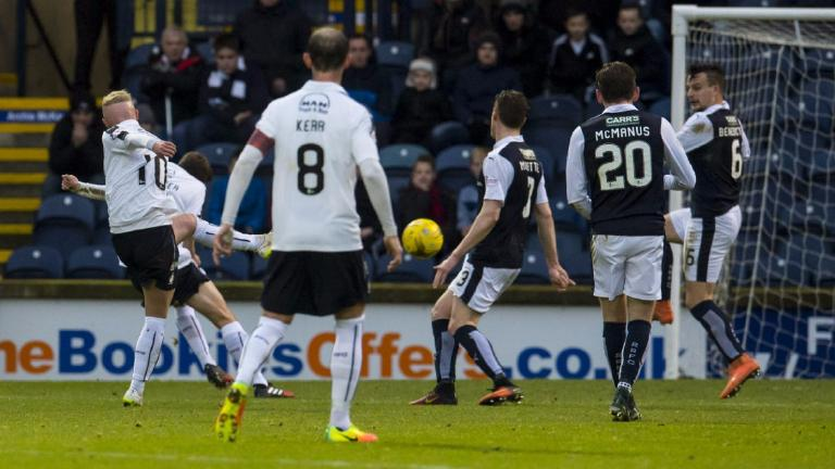 Craig Sibbald helps Falkirk to big win over Raith Rovers