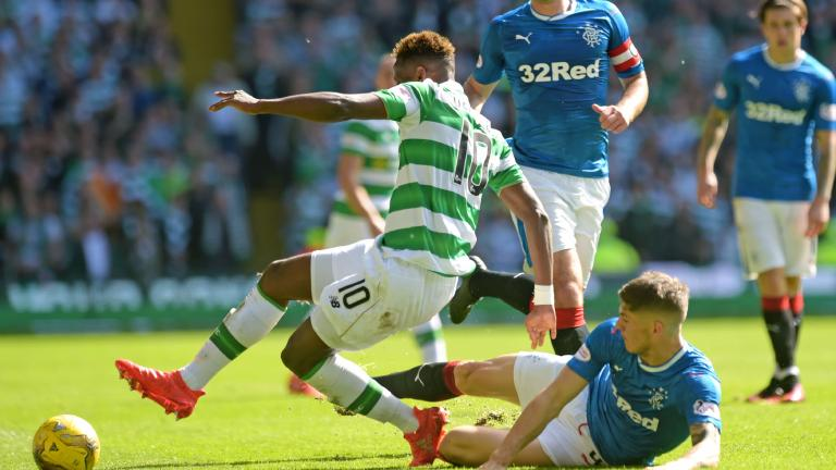 Celtic's clash with Rangers among ten games moved for TV