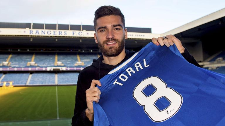 Rangers style could give me Arsenal future, says Toral