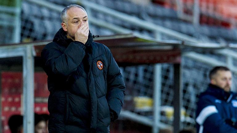 Dundee United confirm departure of manager Ray McKinnon