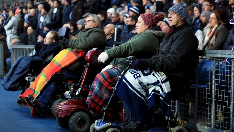 Premier League clubs criticised in disability access report