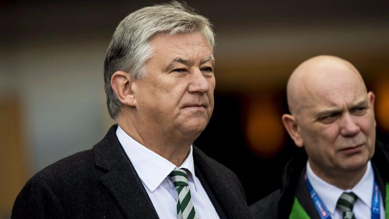 Lawwell runs Scottish football claims former St Mirren chief
