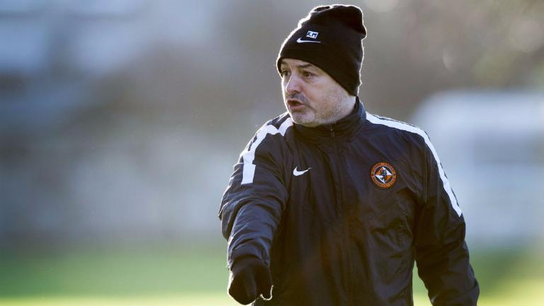 Dundee United expected to announce Ray McKinnon departure