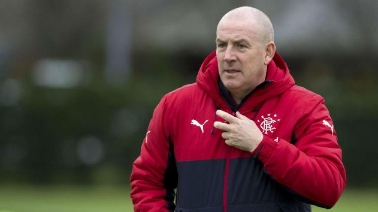 Mark Warburton: O'Halloran's link to Hearts is 'bizarre'