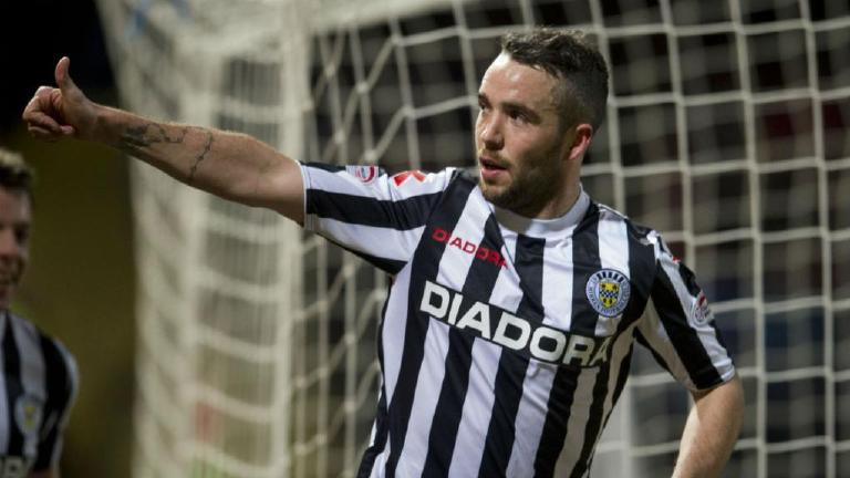 Dougie Imrie looks back on St Mirren's League Cup glory