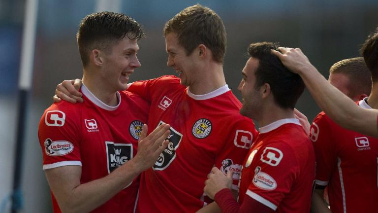 St Mirren pull off Scottish Cup upset with win over Dundee