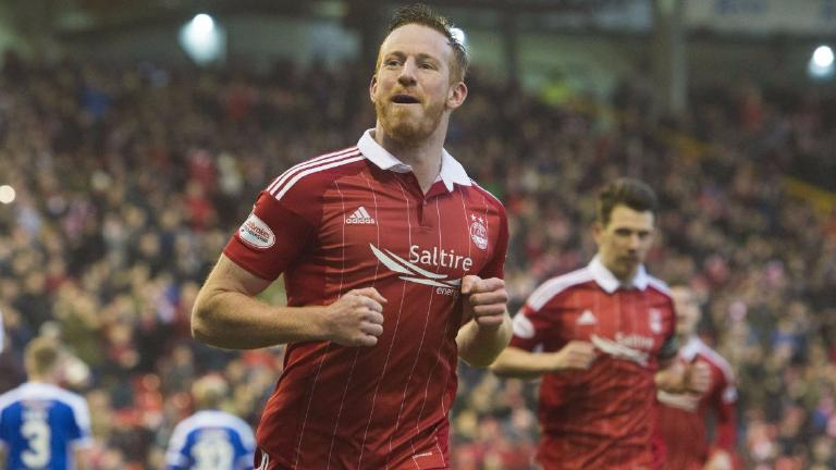 Aberdeen boss hails 'professional' dispatching of Stranraer