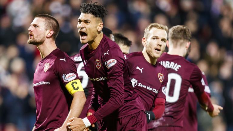 Hearts beat Raith in extra time to set up Edinburgh derby