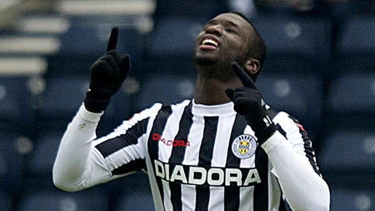 Hearts set to seal signing of former St Mirren striker Goncalves