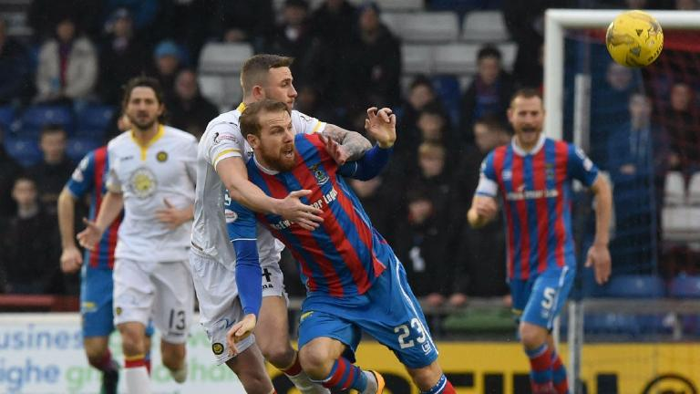 Inverness CT and Partick Thistle in drab goalless draw