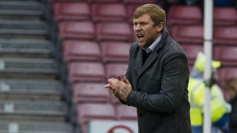 Richie Foran insists mood at Inverness CT is 'all positive'