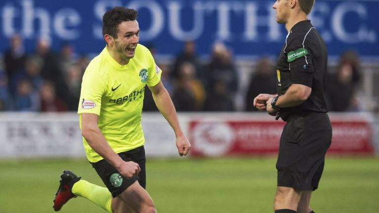Championship Wrap: Hibs extend lead, Dundee Utd lose ground
