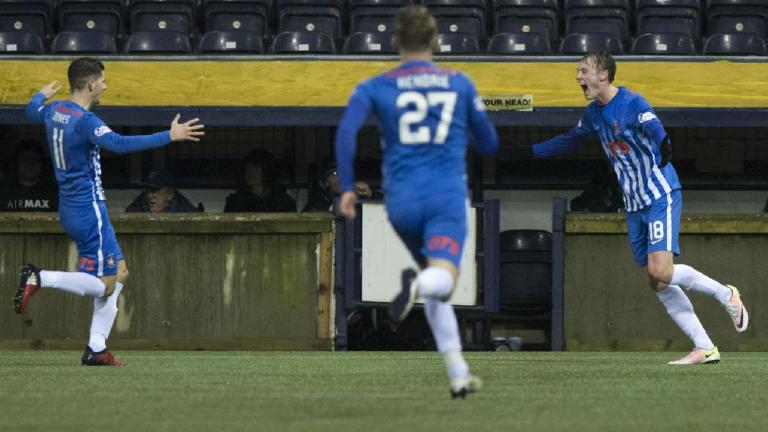 Watch Kilmarnock come from behind to beat Ross County