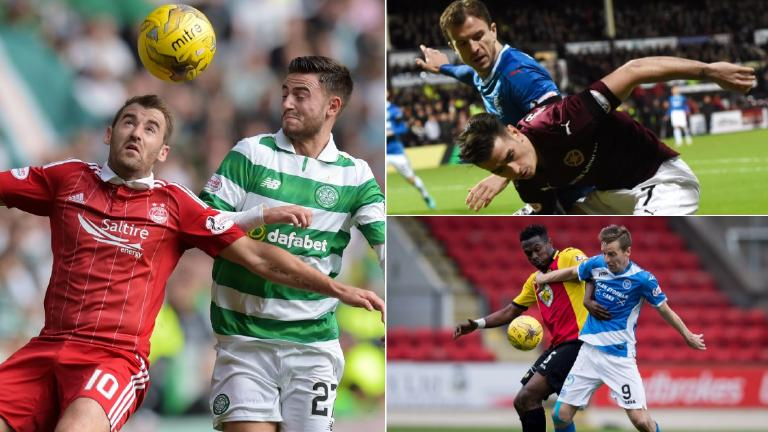 Follow all Wednesday's Scottish Premiership action