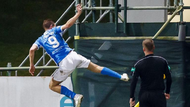 Watch highlights of St Johnstone's win against Partick Thistle