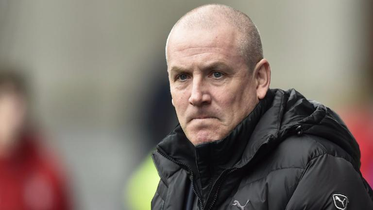 Warburton rues '24 attempts and only one goal' in Rangers draw