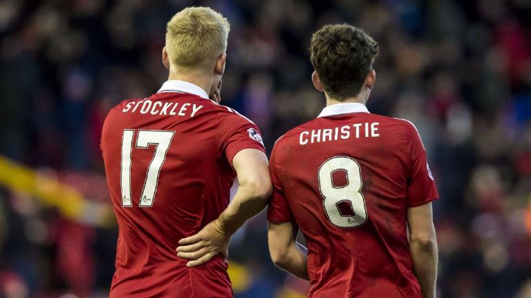 Derek McInnes hails Aberdeen's depth after substitute goals