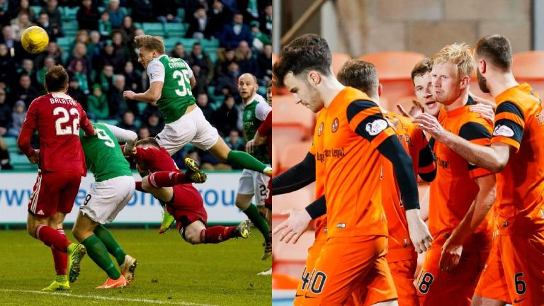 Championship Wrap: Hibernian held, Dundee Utd close gap