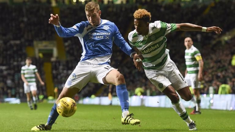 As it happened: Celtic come from behind against St Johnstone