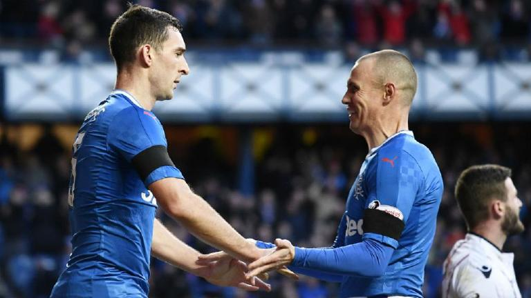 See Rangers' struggles continue with draw against Ross County