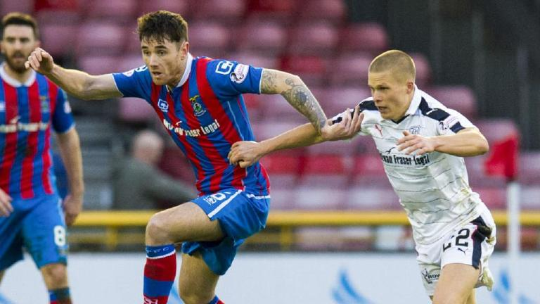 Watch Inverness CT fight back to claim a point against Dundee