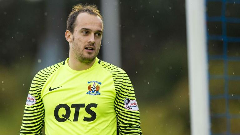 I've been honest and respectful to Killie keeper, says boss