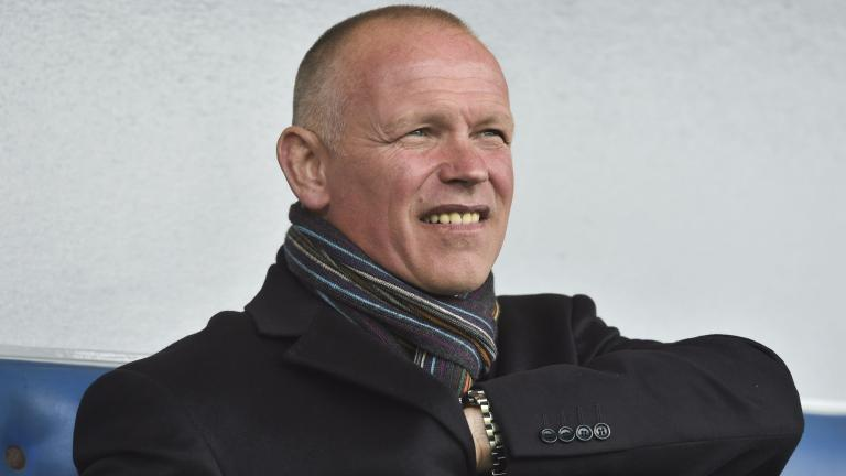 John Hughes replaces Gary Locke as Raith Rovers manager