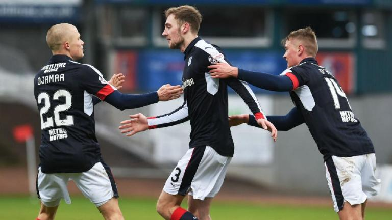 Watch highlights of the 1-1 draw between Dundee and Killie