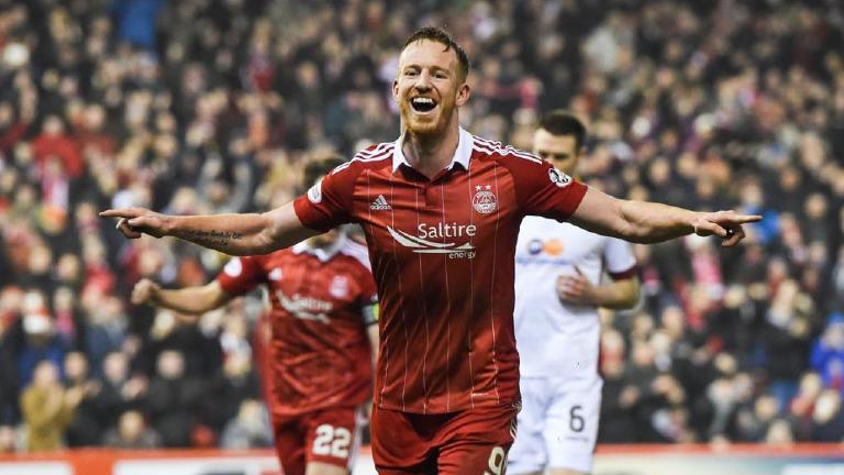 Watch highlights of Aberdeen's 7-2 win over Motherwell