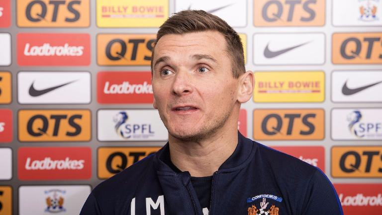 McCulloch: Kilmarnock will discuss my future next week