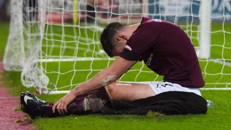 Walker missed penalty costs Hearts in Inverness CT draw