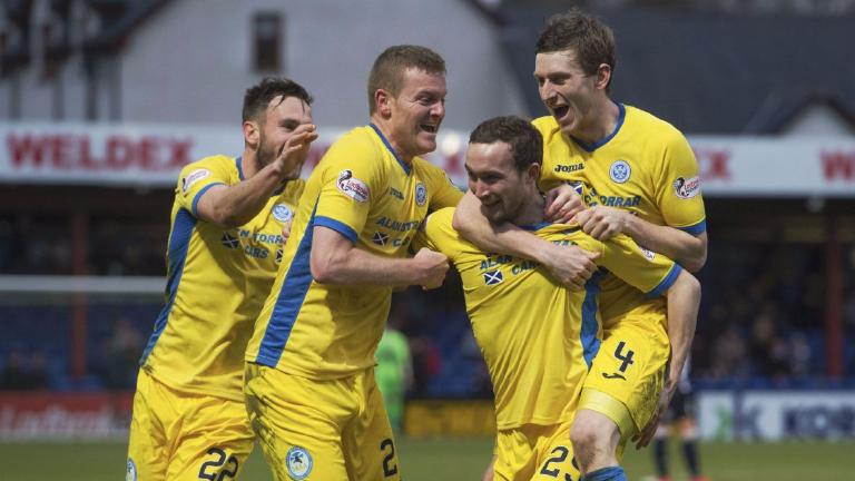 Kane nets dramatic winner for St Johnstone in Dingwall