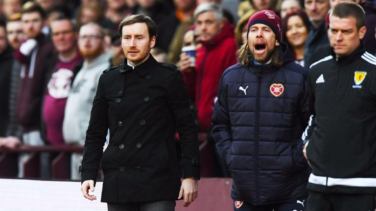 Ian Cathro concerned by Hearts draw with Inverness CT