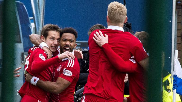 Aberdeen pull off late comeback against Kilmarnock