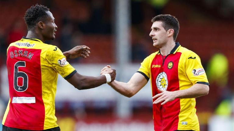 See Doolan give Partick Thistle victory over Accies