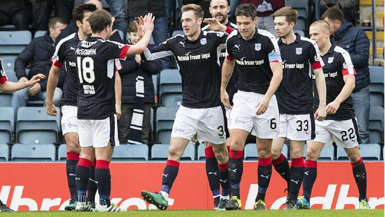 See Dundee pile misery on Rangers with a 2-1 victory