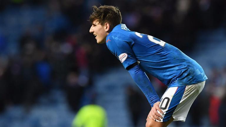 Hyndman: Finishing third is not an option for Rangers