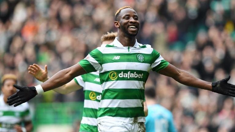 Dembele makes the difference for Celtic against Accies