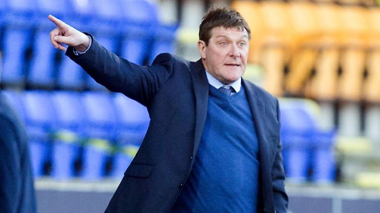Wright: Saints loss to Killie worst display of my reign