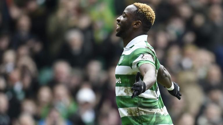 Rodgers hails Dembele 'moment of magic' in Celtic win