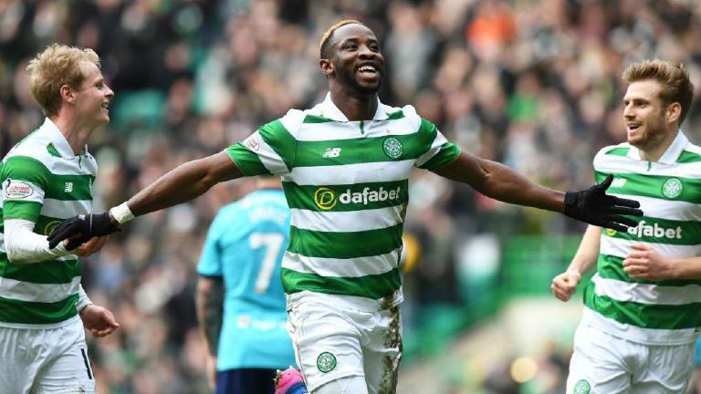 See Dembele bag a brace for Celtic against Hamilton