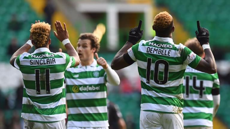 Celtic survive scare to book Hampden place with 4-1 win